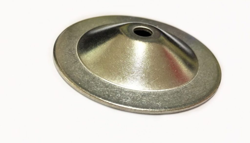Stainless Steel Height Adjusting Washer