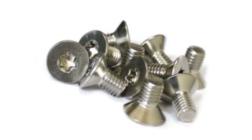 Stainless Countersunk Machine Screws