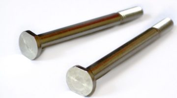 Stainless Special Bolt With Oval Head